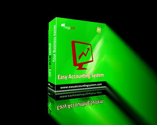 EASY Accounting Software untuk UKM