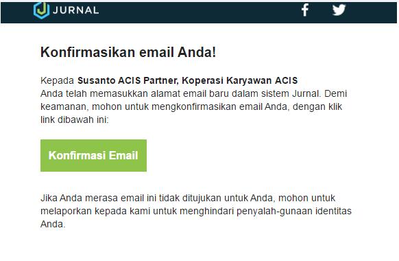 Set Up Perusahaan di Software Akuntansi Online Jurnal 1
