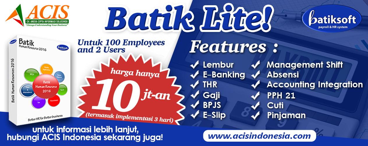 BATIK-LITE