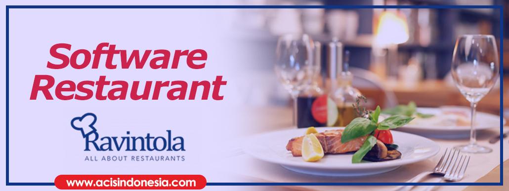 Software Restaurant