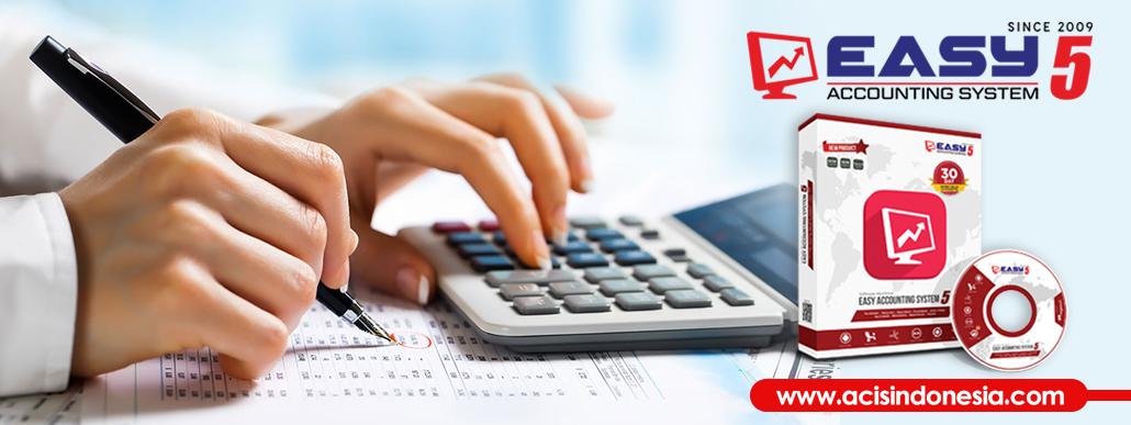 Program Akuntansi Untuk Pencatatan Keuangan Usaha