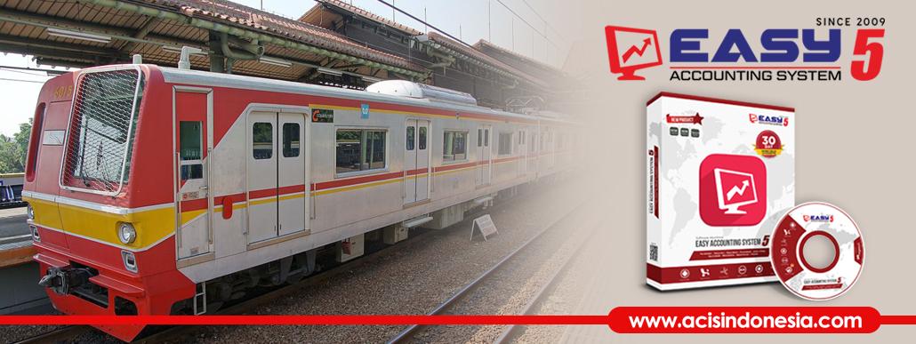 Sistem Akuntansi Perusahaan Jas Transportasi