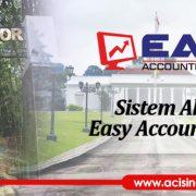 Sistem Akuntansi Easy Accounting Bogor