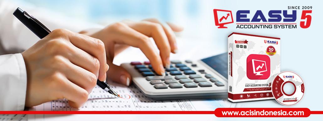 Sistem Akuntansi Easy Accounting Gresik