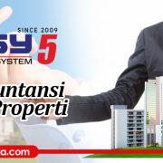 Software Akuntansi untuk Agen Properti