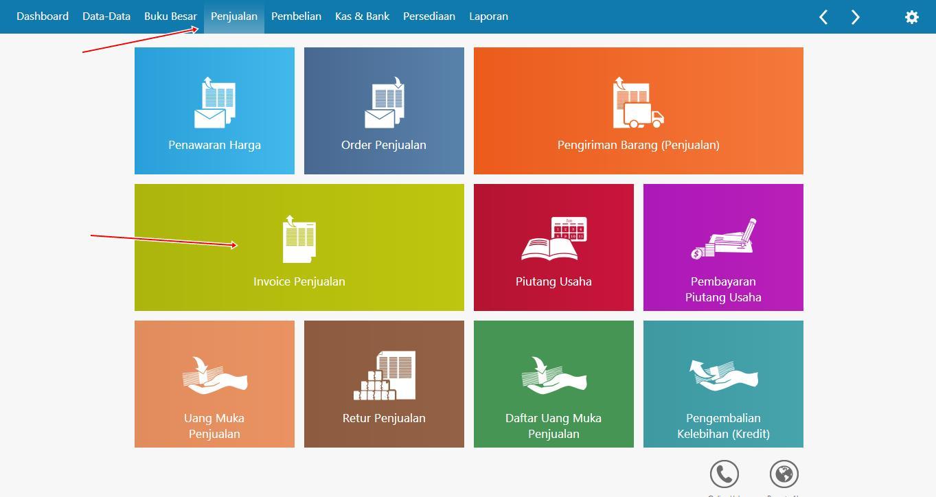 Cara Merubah Rancangan Form Faktur Penjualan Di Zahir Accounting