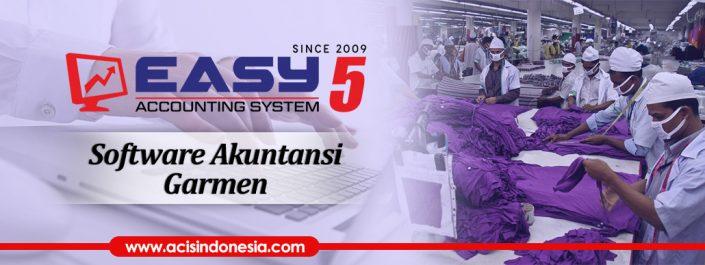 Software Akuntansi Untuk Garmen