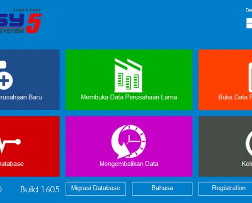 Training Program Easy Accounting System