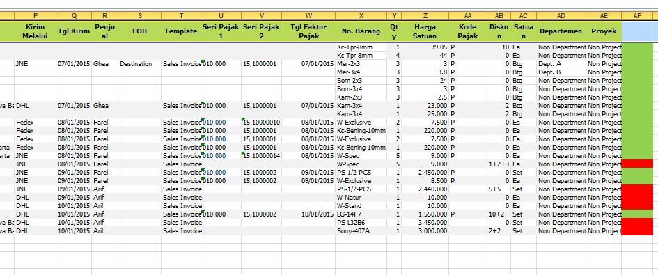 Penggunaan Software Akuntansi Pada Restoran Di Easy Accounting 5